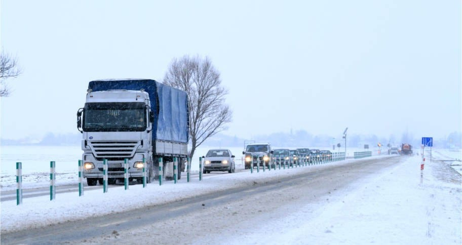 Capital Diesel offers Tips for Driving Safely During the Winter Months